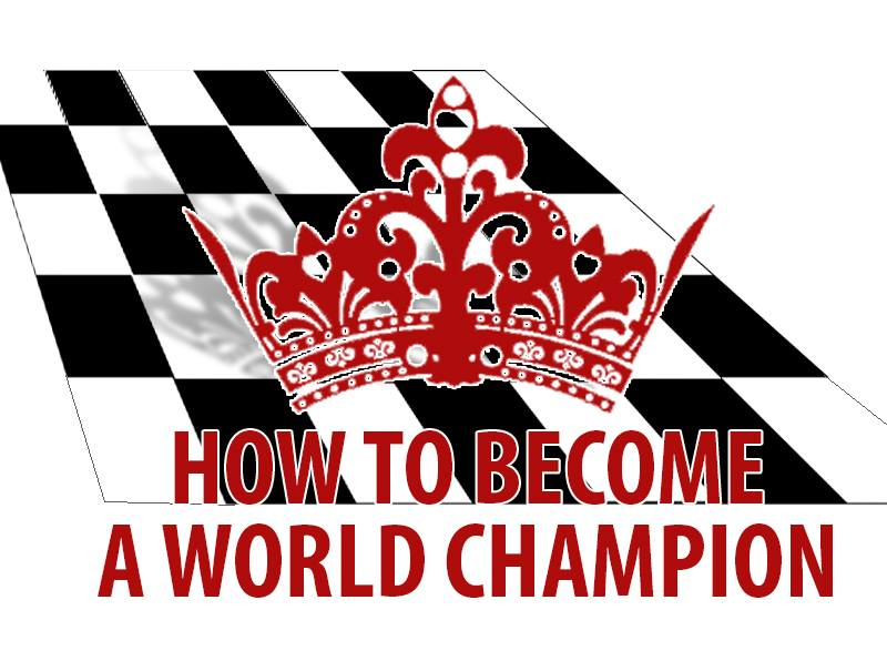 How to become a world champion - Poster